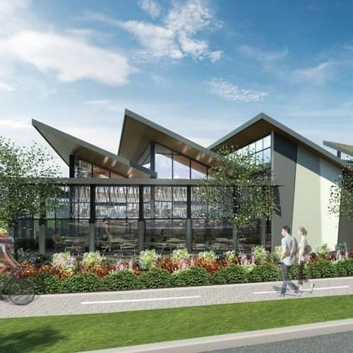 Retail & Town Centres Project - Coles Beeliar Village, Beeliar, West Australia by Hames Sharley
