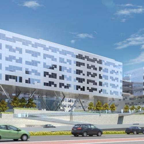Office & Industrial Project - Belmont Racecourse Office Precinct, Belmont, Western Australia by Hames Sharley