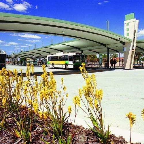 Public & Culture Project - Booragoon Bus Interchange, Booragoon, Western Australia by Hames Sharley