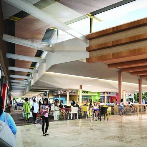 Retail & Town Centres Project - Churchill Centre, Kilburn, South Australia by Hames Sharley