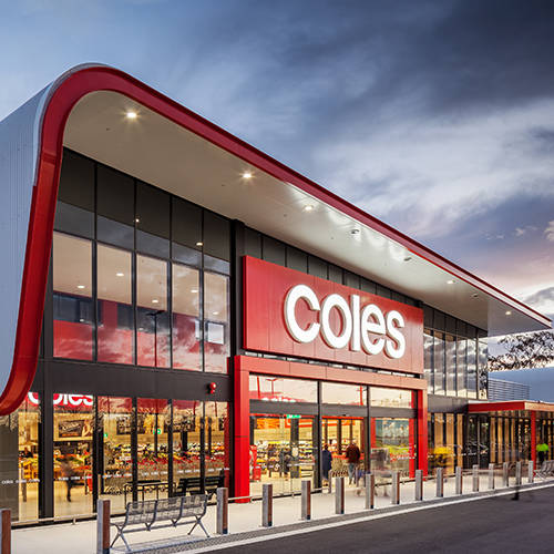 Retail & Town Centres Project - Coles Riverton Village, Riverton, Western Australia by Hames Sharley