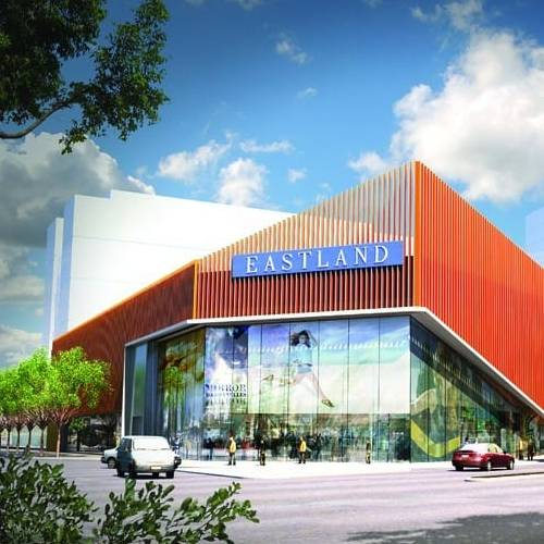 Retail & Town Centres Project - Eastland Shopping Centre, Eastland, Victoria by Hames Sharley