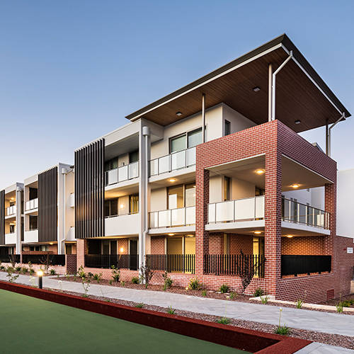 Residential Project - Elimatta Retirement Village, Perth, Western Australia by Hames Sharley