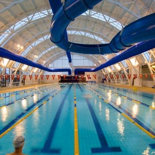 Sport & Recreation Project - Elizabeth Aquadome, Playford, South Australia by Hames Sharley