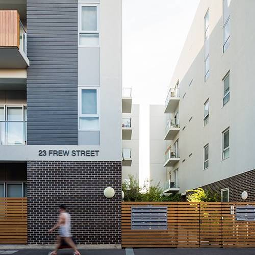 Residential Project - Ergo Apartments, Adelaide CBD, SA by Hames Sharley