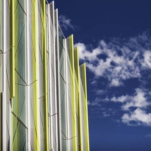 Health Project - Fiona Stanley Administration Building, Murdoch, Western Australia by Hames Sharley