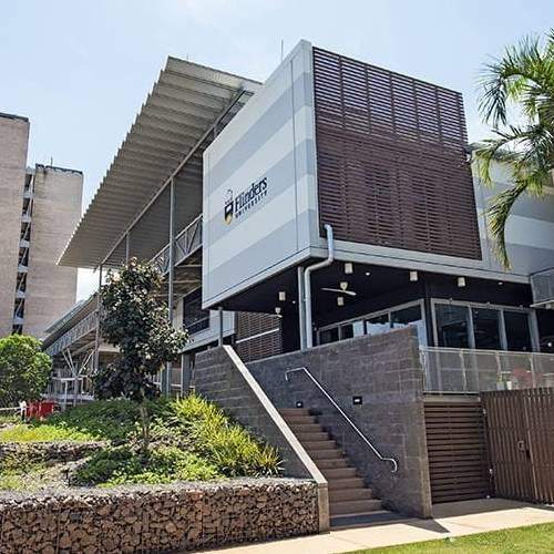 Tertiary Education, Science & Research Project - Flinders University Northern Territory Medical Programme Building, Darwin, Northern Territory by Hames Sharley