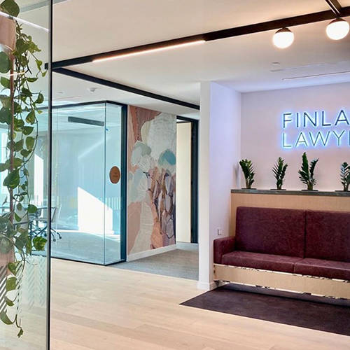 Workplace Project - Finlaysons Lawyers Workplace Fitout, Adelaide, South Australia by Hames Sharley