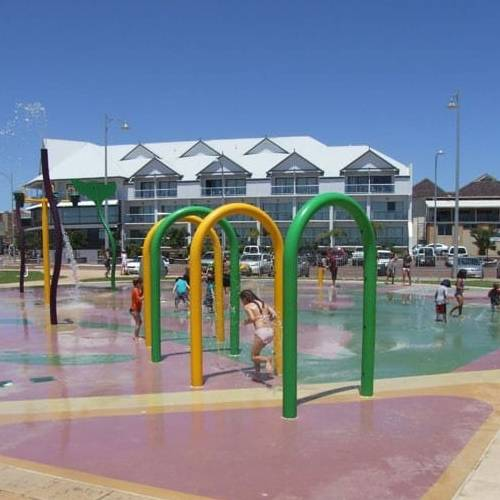 Urban Development Project - Geraldton Foreshore Redevelopment, Geraldton, Western Australia by Hames Sharley