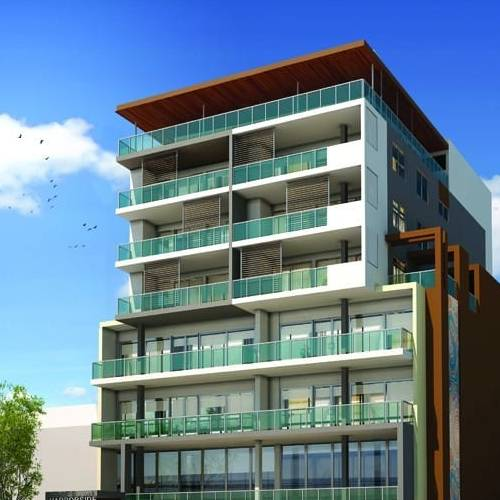 Residential Project - The Harborside Mixed Use Development, Geraldton, Western Australia by Hames Sharley