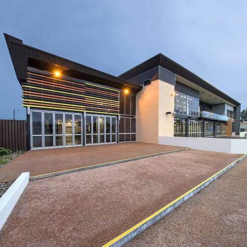 Sport & Recreation Project - Michael Long Learning and Leadership Centre, Darwin, Northern Territory by Hames Sharley
