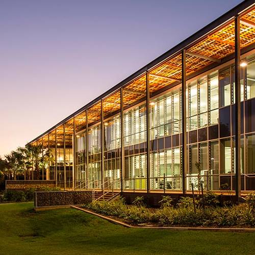 Tertiary Education, Science & Research Project - Menzies School of Health Research Charles Darwin University, Darwin, Northern Territory by Hames Sharley