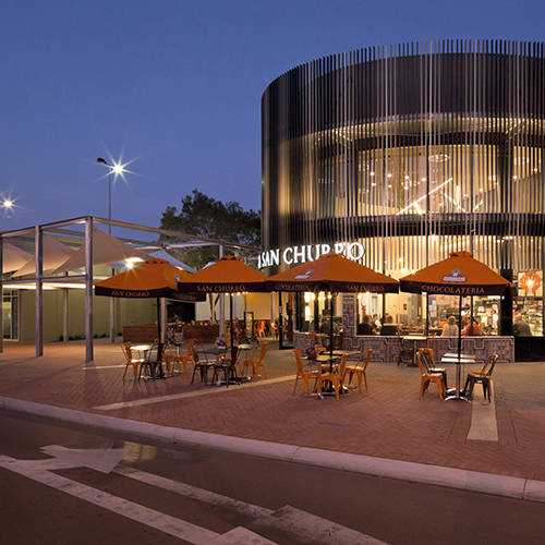 Retail & Town Centres Project - Midland Gate Shopping Centre Redevelopment, Midland, Western Australia by Hames Sharley