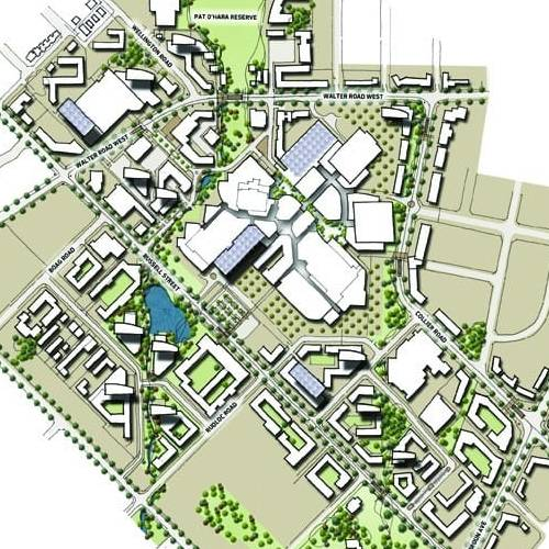 Retail & Town Centres Project - Morley City Centre Master Plan, Morley, Western Australia by Hames Sharley