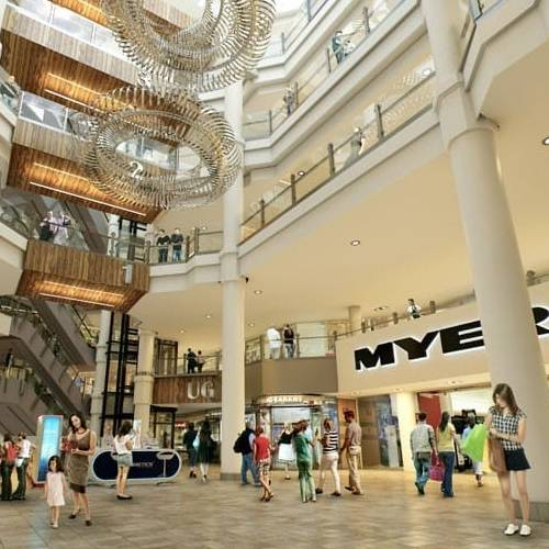 Retail & Town Centres Project - Myer Centre Adelaide, Adelaide, South Australia by Hames Sharley