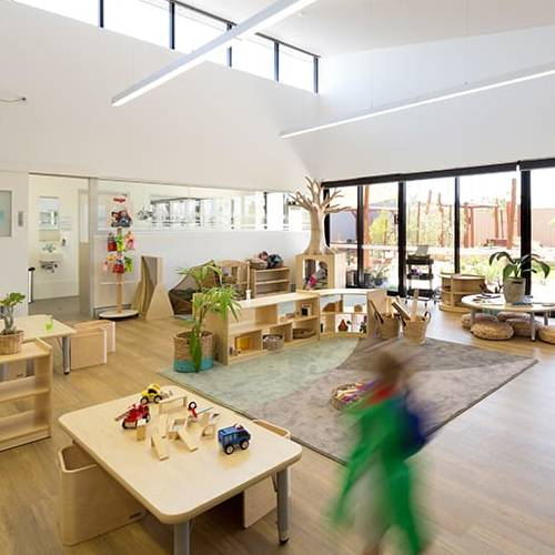 Tertiary Education, Science & Research Project - Nido Early Learning Centre, Beeliar, Beeliar, Western Australia by Hames Sharley