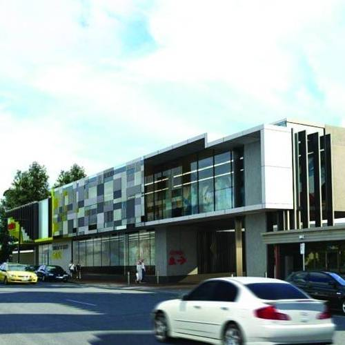 Retail & Town Centres Project - Norwood Market Village, Norwood, South Australia by Hames Sharley
