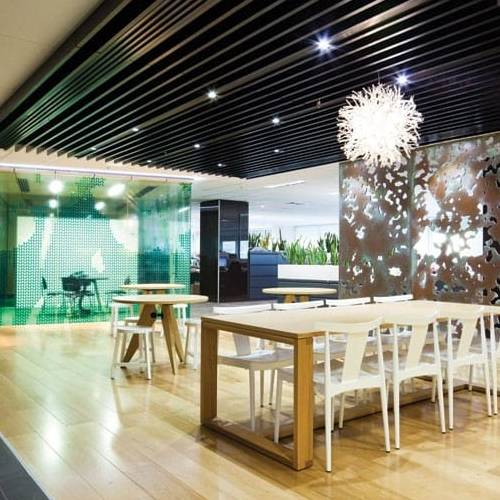 Workplace Project - Public Trustee South Australia, Adelaide, South Australia by Hames Sharley