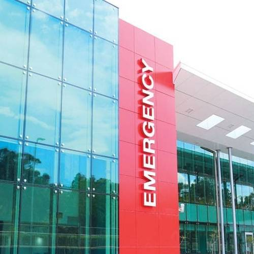 Health Project - QEII Jubilee Emergency and Ward Upgrade, Coopers Plains, Queensland by Hames Sharley