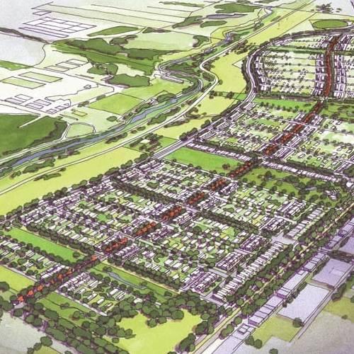 Urban Development Project - Rasmussen Village and Community Hub, Rasmussen, Queensland by Hames Sharley