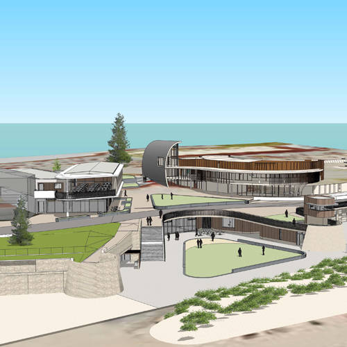 Project - Scarboro Surf Life Saving Club, Scarborough Beach, Western Australia by Hames Sharley