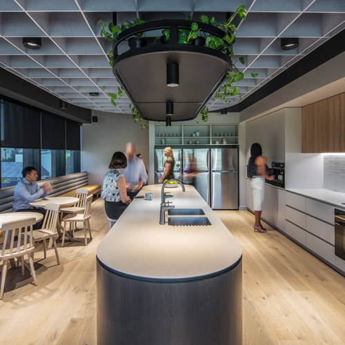Workplace Project - Tonkin Consulting, Adelaide, South Australia by Hames Sharley