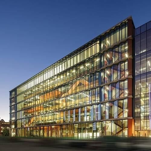Tertiary Education, Science & Research Project - The Braggs Building, Adelaide, South Australia by Hames Sharley