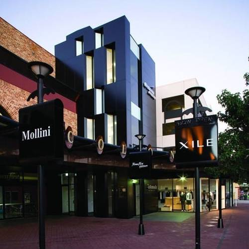 Retail & Town Centres Project - The Colonnade Redevelopment, Subiaco, West Australia by Hames Sharley