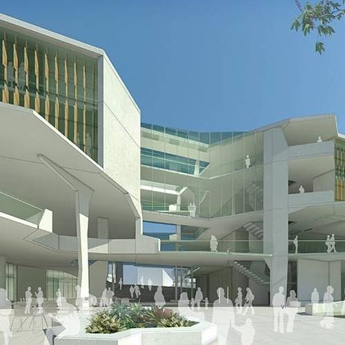 Tertiary Education, Science & Research Project - The University of Queensland Oral Health Centre, Brisbane, Queensland by Hames Sharley