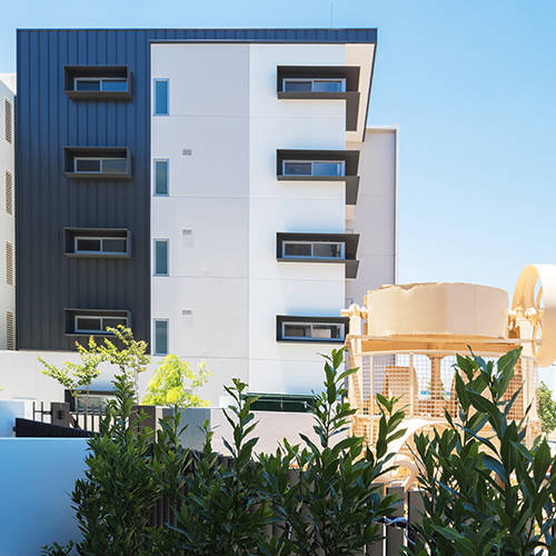 Residential Project - Viridian China Green, Subiaco, Western Australia by Hames Sharley