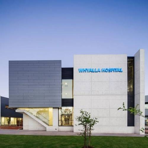 Health Project - Whyalla Regional Cancer Centre, Adelaide, South Australia by Hames Sharley