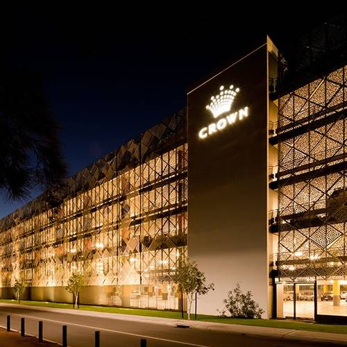 Public & Culture Project - Crown Perth Car Park, Burswood, Perth by Hames Sharley