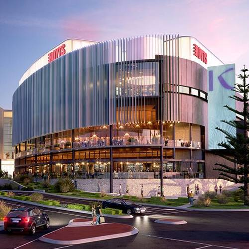 Retail & Town Centres Project - Karrinyup Shopping Centre, Karrinyup, Western Australia by Hames Sharley