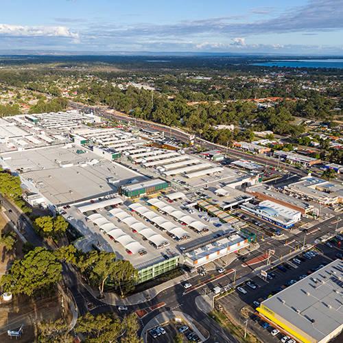 Retail & Town Centres Project - Mandurah Forum, Mandurah, Western Australia by Hames Sharley
