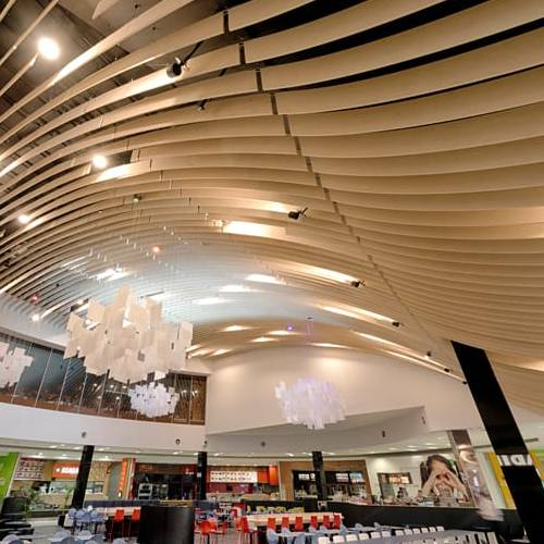 Retail & Town Centres Project - Rhodes Shopping Centre Foodcourt, Rhodes, New South Wales by Hames Sharley
