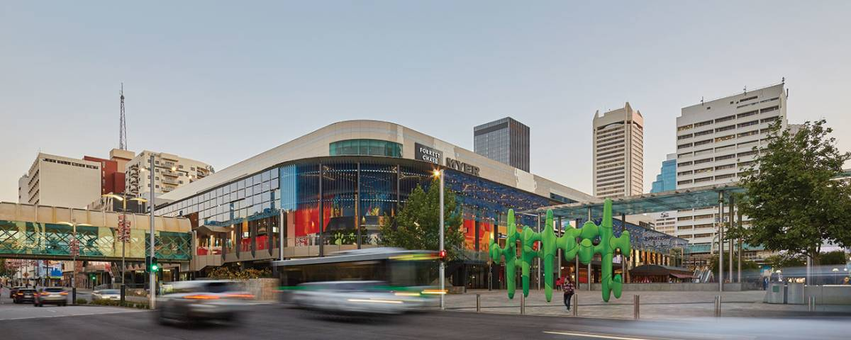 Revitalising Perth's city centre in time for post COVID-19 retail resurgence