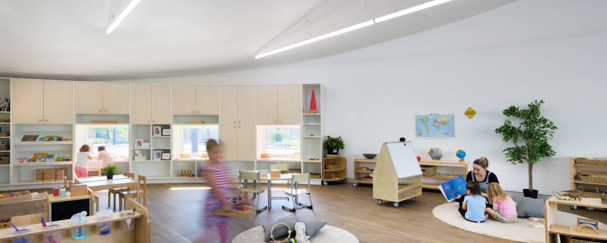 Why post-COVID school design must still centre around proximal play