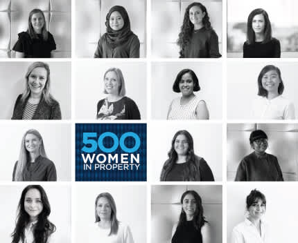 Hames Sharley News Article: Commit, Champion, Lead: 500 Women in Property