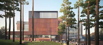 Hames Sharley News Article: Major upgrade to transform Curtin's iconic library