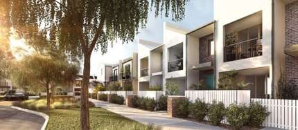 Hames Sharley News Article: Community invited to Calleya Terrace home launch