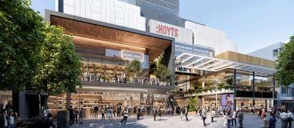 Hames Sharley News Article: New icon for Perth CBD revealed
