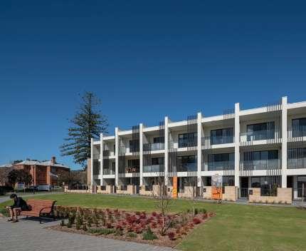 Hames Sharley News Article: Award Wins for Glenside at UDIA SA Awards