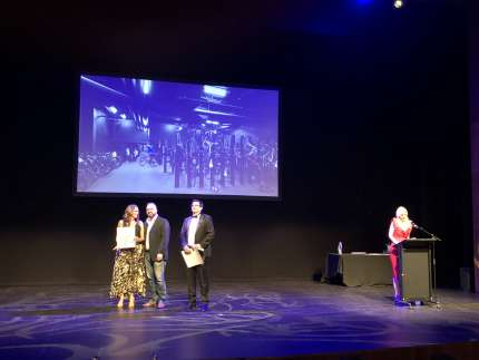 Hames Sharley News Article: Recognition for Hames Sharley at the DIA WA Awards