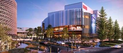 Hames Sharley News Article: Major Karrinyup Designs Receive Green Light