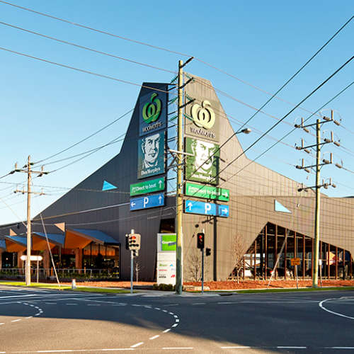 Retail & Town Centres Project - Fishermans Bend by Hames Sharley