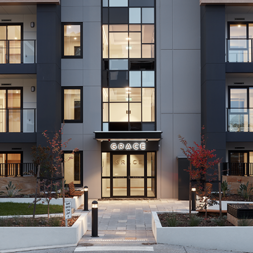 Residential Project - Glenside Grace Apartments by Hames Sharley