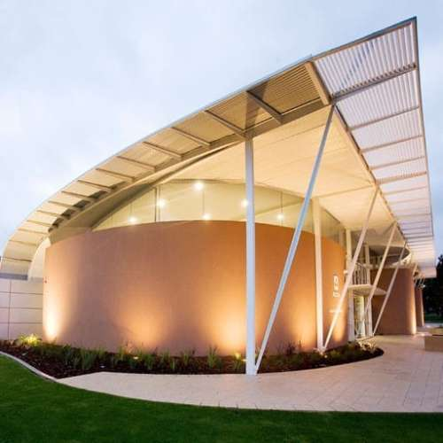 Office & Industrial Project - Alcoa Peel Regional Office by Hames Sharley
