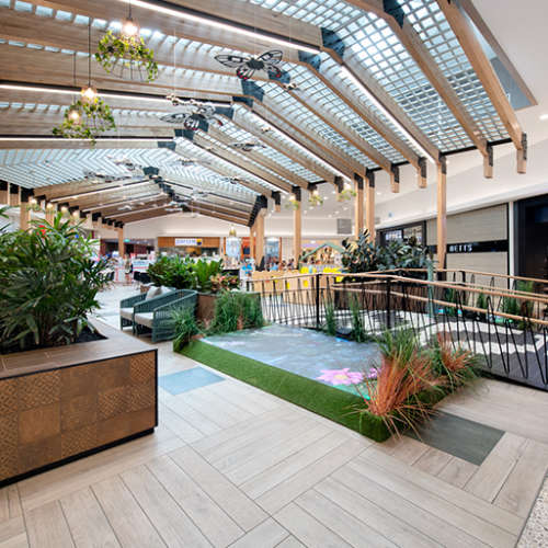 Retail & Town Centres Project - Casuarina Shopping Centre by Hames Sharley