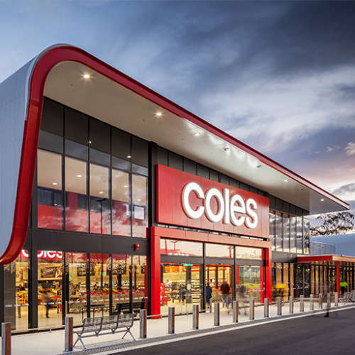 Retail & Town Centres Project - Coles Riverton Village by Hames Sharley