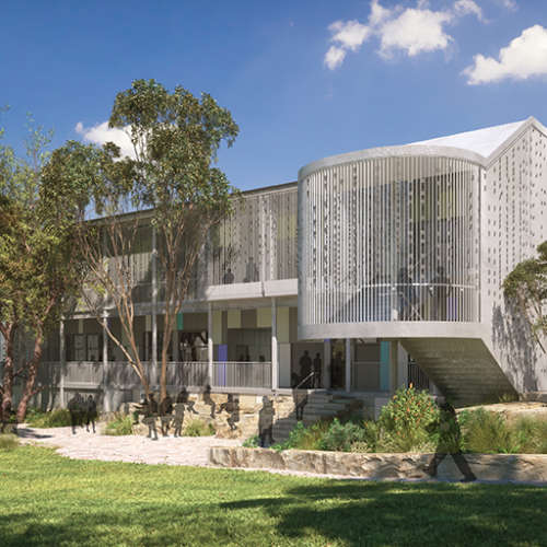 Education, Science & Research Project - Picnic Point High School upgrade by Hames Sharley